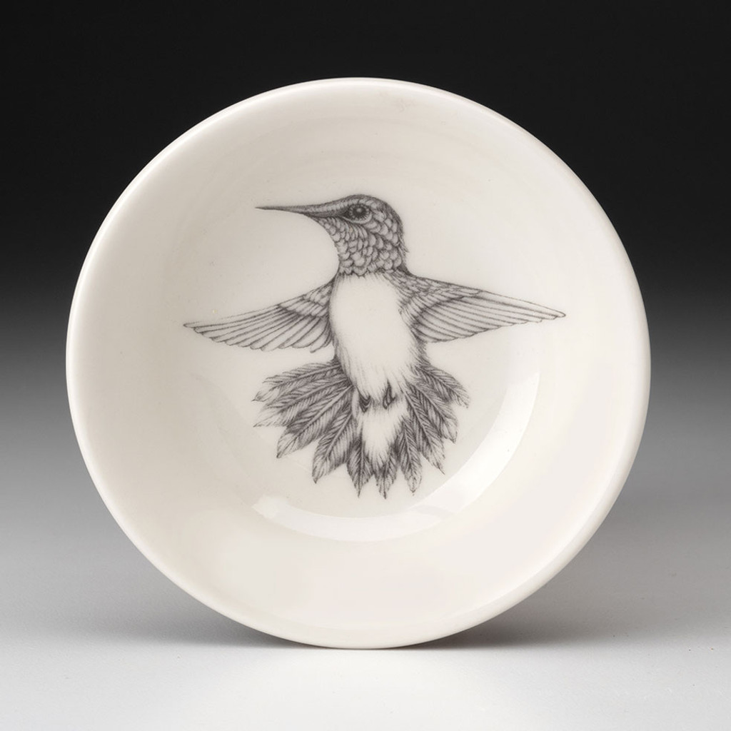 Sauce Bowl: Hummingbird #1