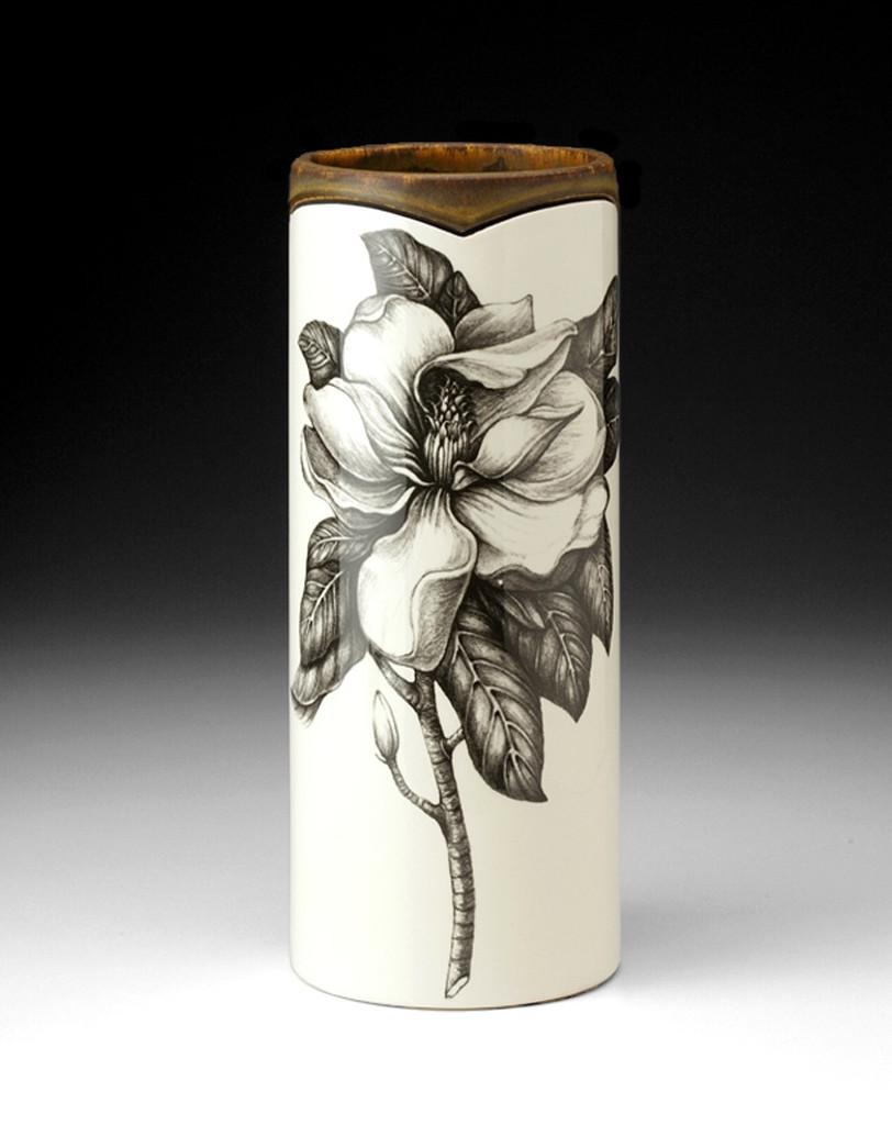 Large Vase: Magnolia