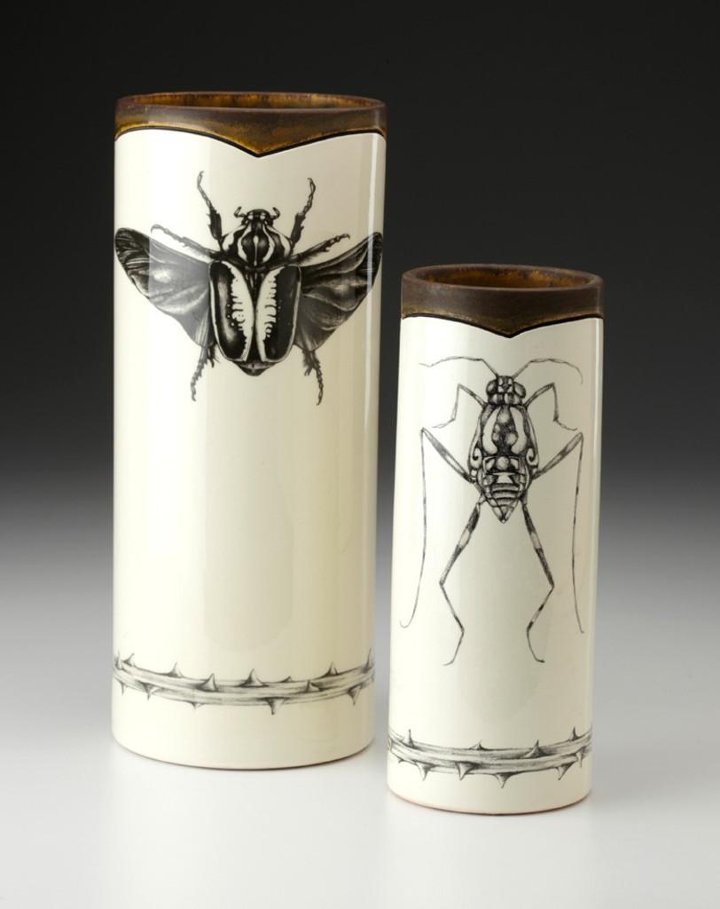 Small Vase: Water Strider