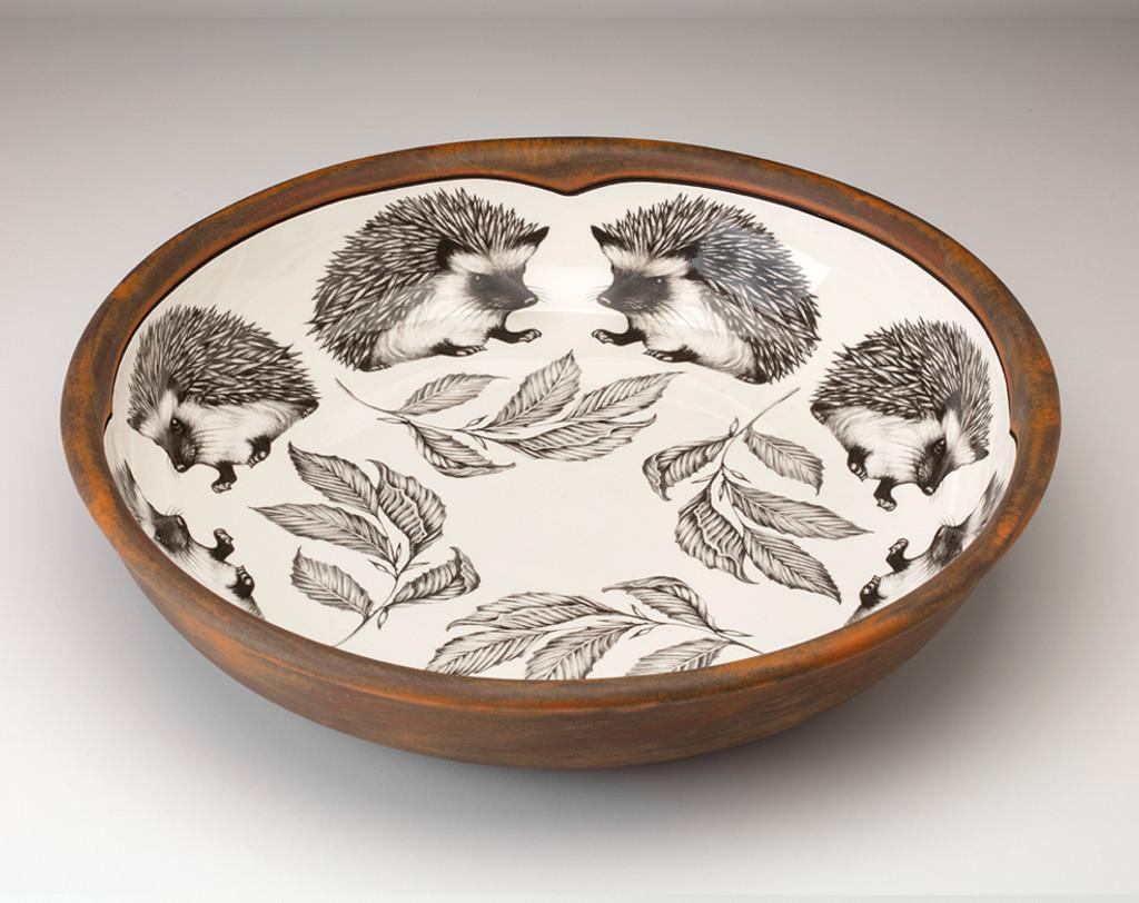 Pasta Bowl: Hedgehog #1