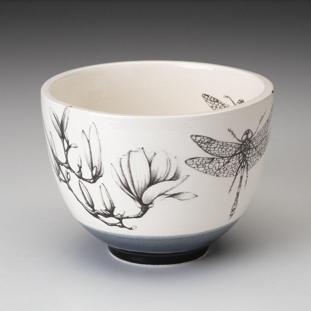 Small Bowl: Dragonfly