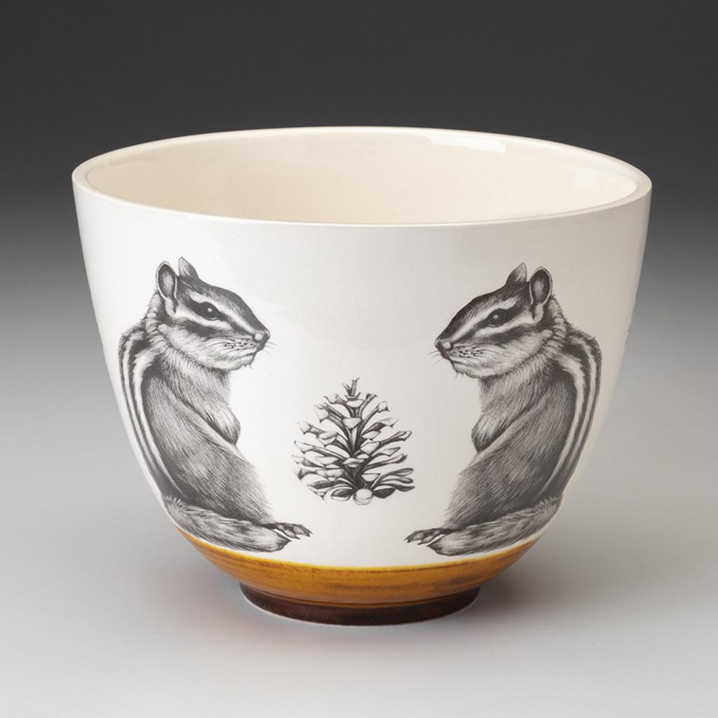 Medium Bowl: Chipmunk #3