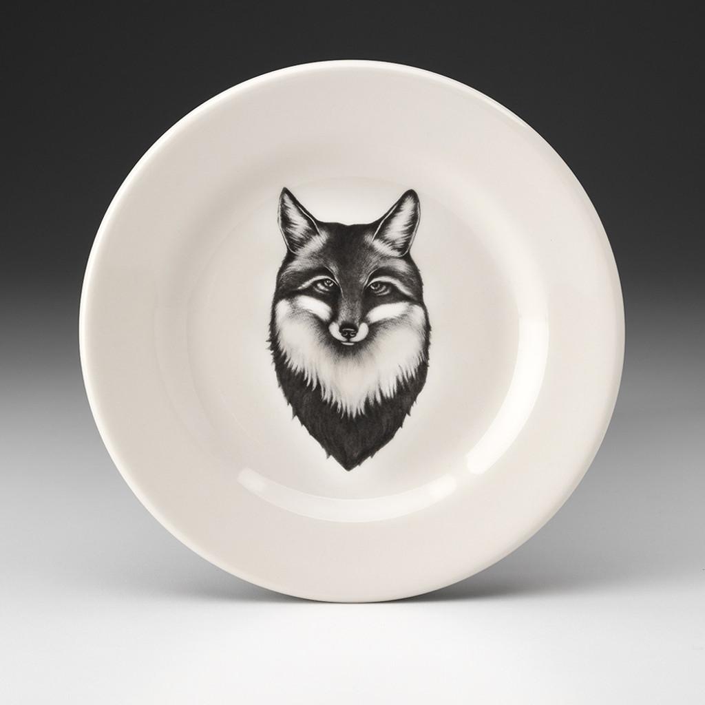 Bistro Plate: Fox Portrait