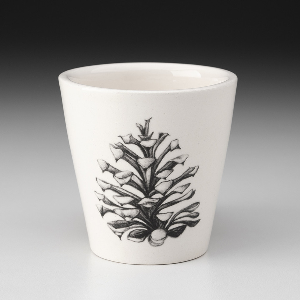 Bistro Cup: Spruce Pine Cone