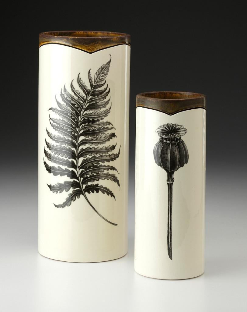 Large Vase: Wood Fern