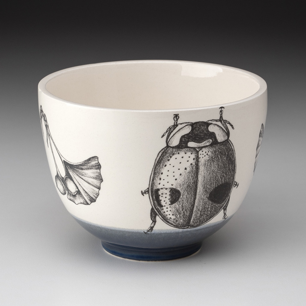 Small Bowl: Lady Beetle