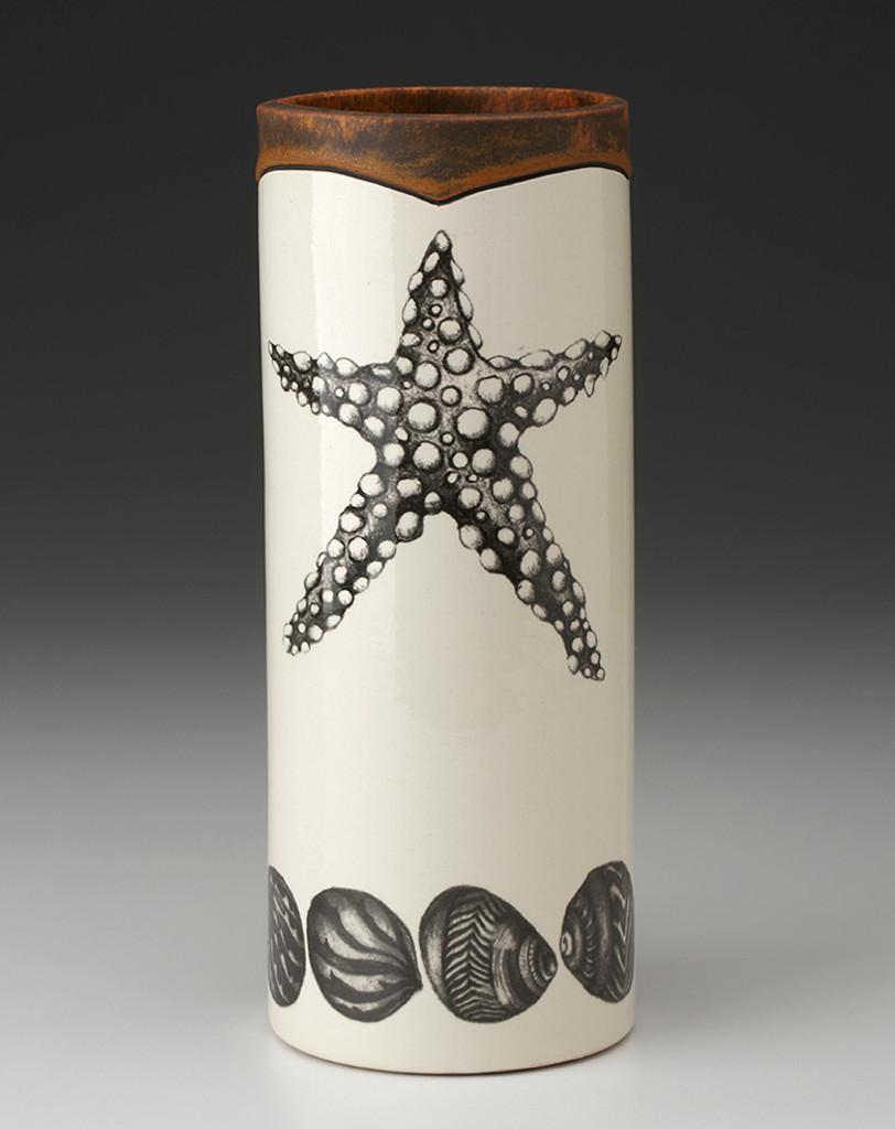 Small Vase: Starfish