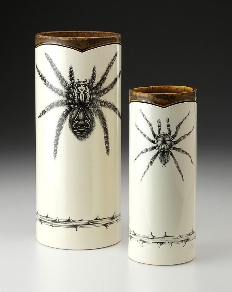 Large Vase: Tarantula
