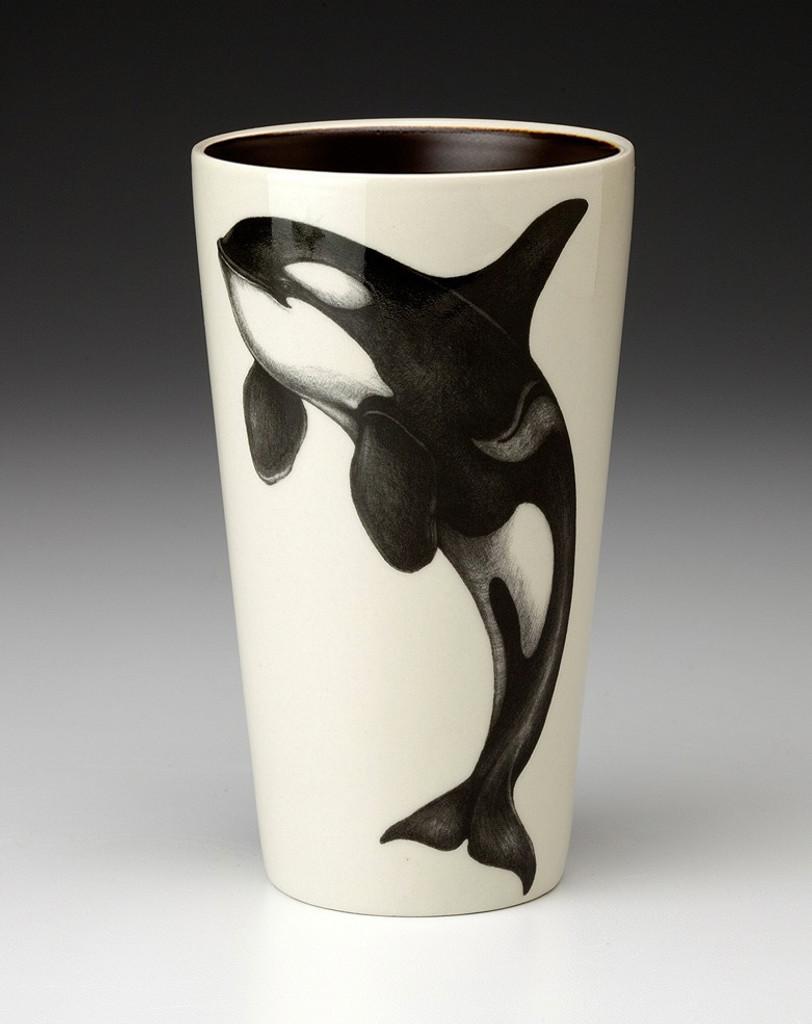 Tumbler: Jumping Orca