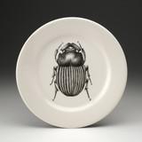 Dinner Plate: Scarab Beetle
