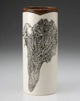 Large Vase: Chanterelle