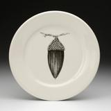 Dinner Plate: Black Oak Acorn