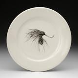 Dinner Plate: Pine Cone Sprig