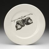 Dinner Plate: Double Acorn