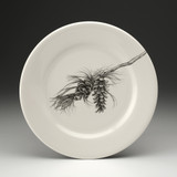 Dinner Plate: Pine Branch