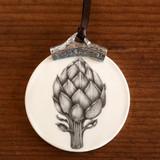 Ornament: Artichoke