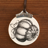 Ornament: Turban Squash