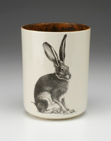 Utensil Cup: Sitting Hare