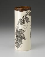 Small Vase Botanical Hops
