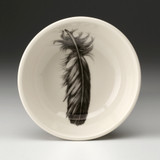 Cereal Bowl: Quail Feather