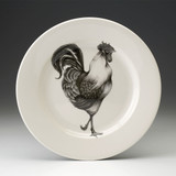 Dinner Plate: Rooster