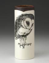 Small Vase: Barn Owl