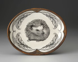 Small Serving Dish: Hedgehog #2