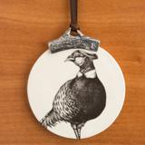 Ornament: Pheasant #1