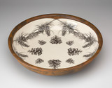 Pasta Bowl: Pine Branch