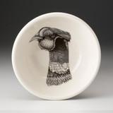 Cereal Bowl: Pheasant Head