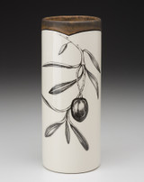 Small Vase: Olive