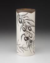 Large Vase: Olive