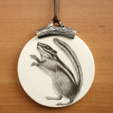 Ornament: Chipmunk #1