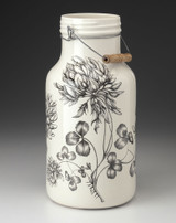 Jug with Handle: Clover