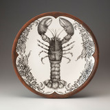 Large Round Platter: Lobster