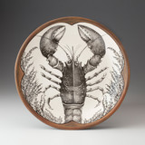 Small Round Platter: Lobster