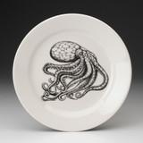 Dinner Plate: Octopus