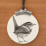 Ornament: Carolina Wren