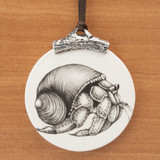 Ornament: Hermit Crab