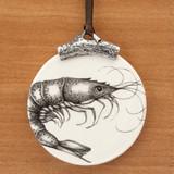 Ornament: Shrimp