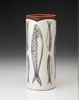 Large Vase: Sardines