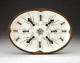 Oval Platter: Ant