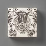 Wall Box: Suffolk Sheep