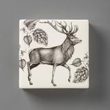 Wall Box: Red Buck