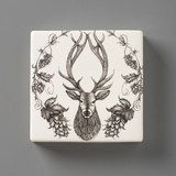 Wall Box: Red Stag