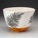 Large Bowl: Wood Fern