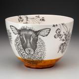 Large Bowl: Suffolk Sheep