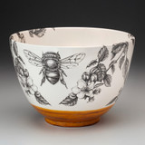 Large Bowl: Honey Bee