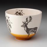 Small Bowl: Fallow Buck