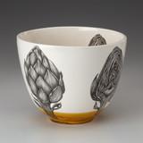 Medium Bowl: Artichoke